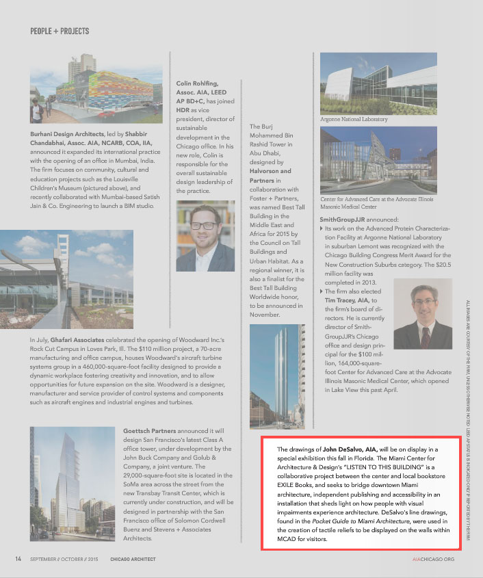 Chicago Architect Magazine_JDD